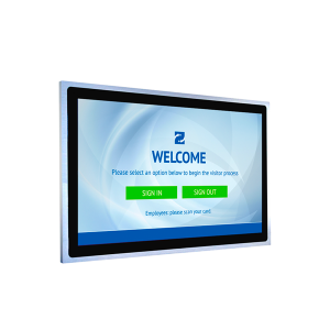 Wall Mount for Visitor or Staff Kiosk
