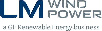 GE - LM Wind Power Logo