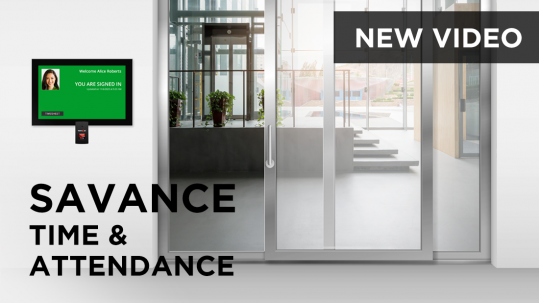 Savance Time & Attendance Solution Overview Video