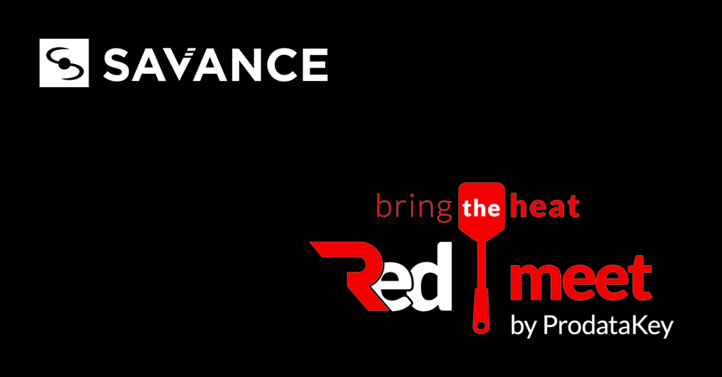 Savance attends and sponsors PDK event the Red Meet