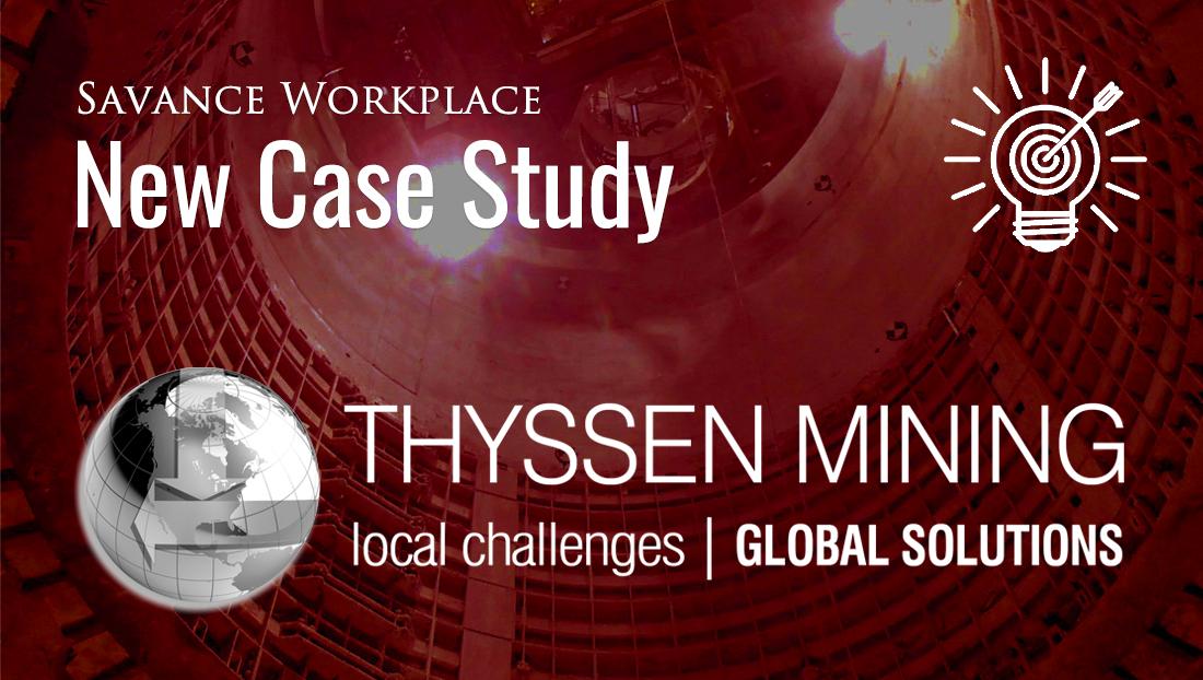 New Case Study - Thyssen Mining