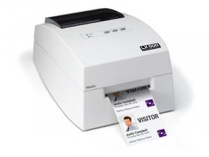 Visitor Label Printer